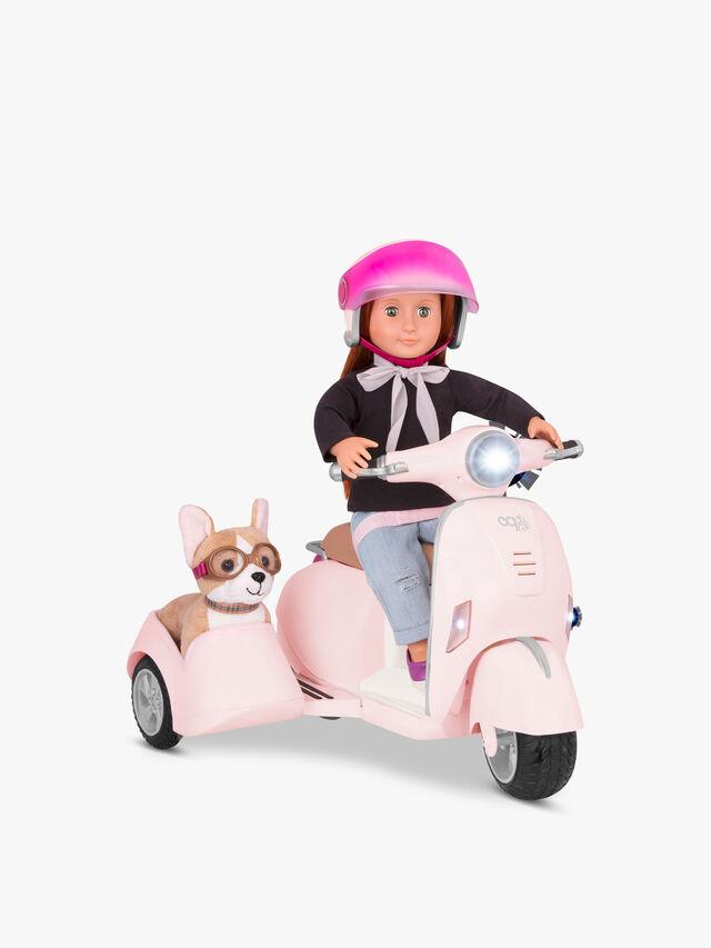 OG Ride Along Scooter