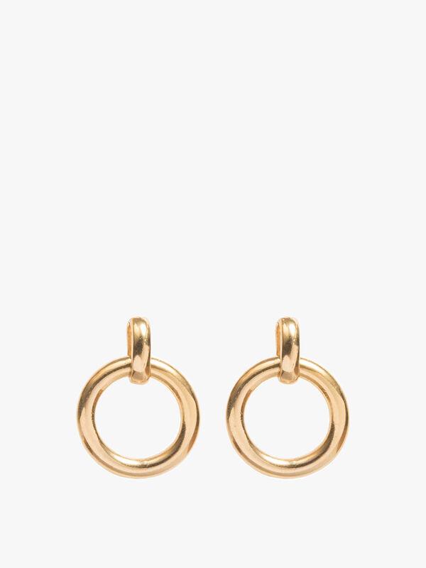 Eternity Stud Earrings
