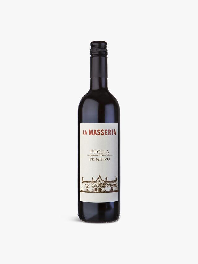 Primitivo La Masseria 75cl