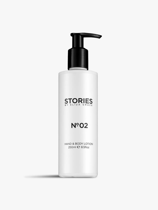 No. 02 Hand & Body Lotion 250 ml