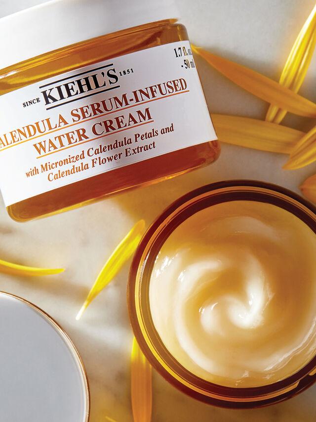 Calendula Serum-Infused Water Cream 50 ml