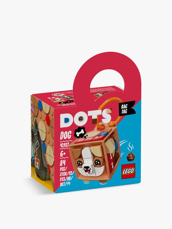 Bag Tag Dog