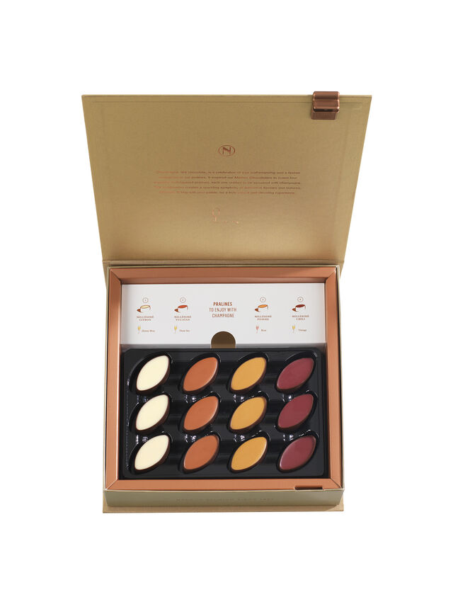 Champagne Pairing Box 24 Pieces 205g