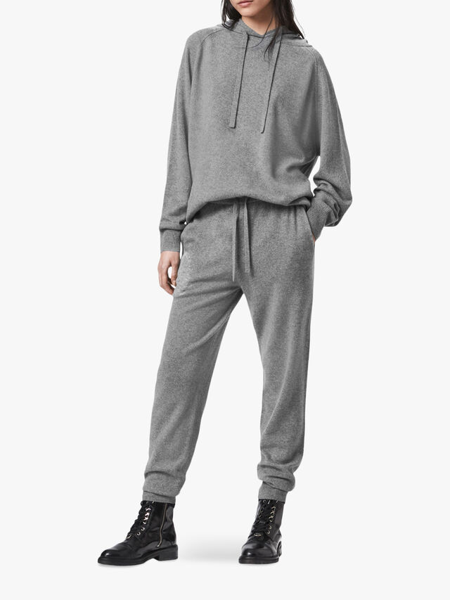 OLLY CASHMERE HOODY
