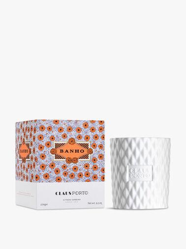 Banho Citron Verbena Candle