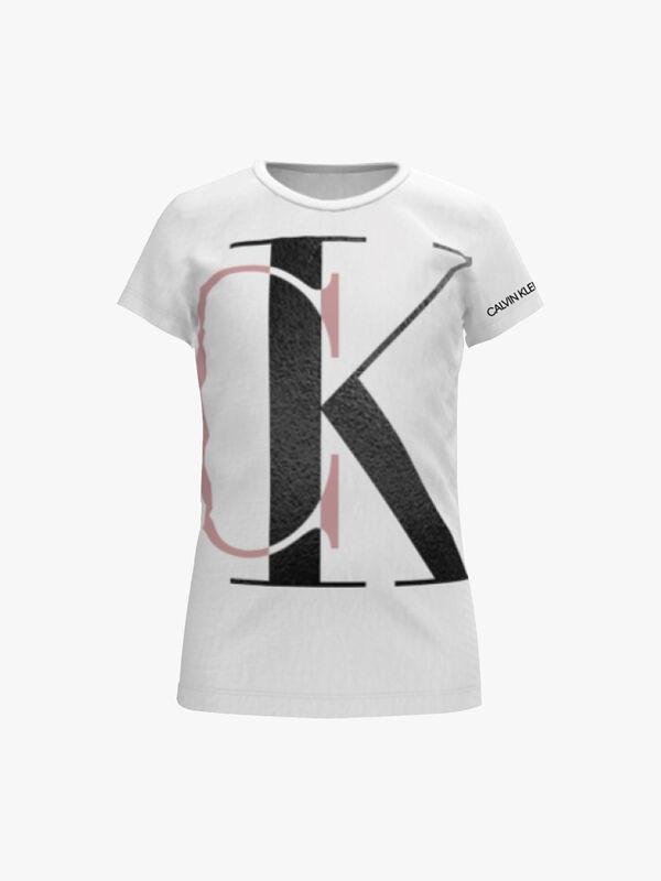 Exploded Monogram Slim T-Shirt