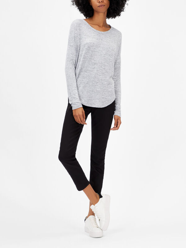 Hudson Long Sleeve Jumper