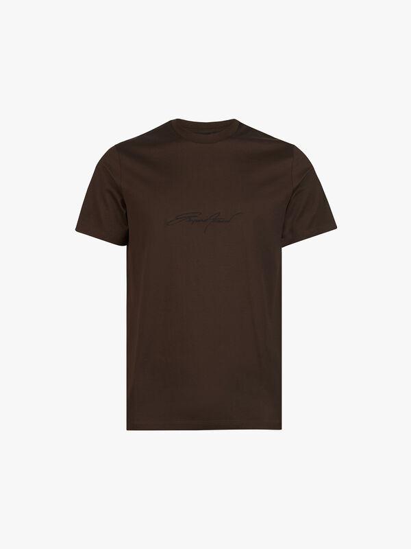 Script T-Shirt