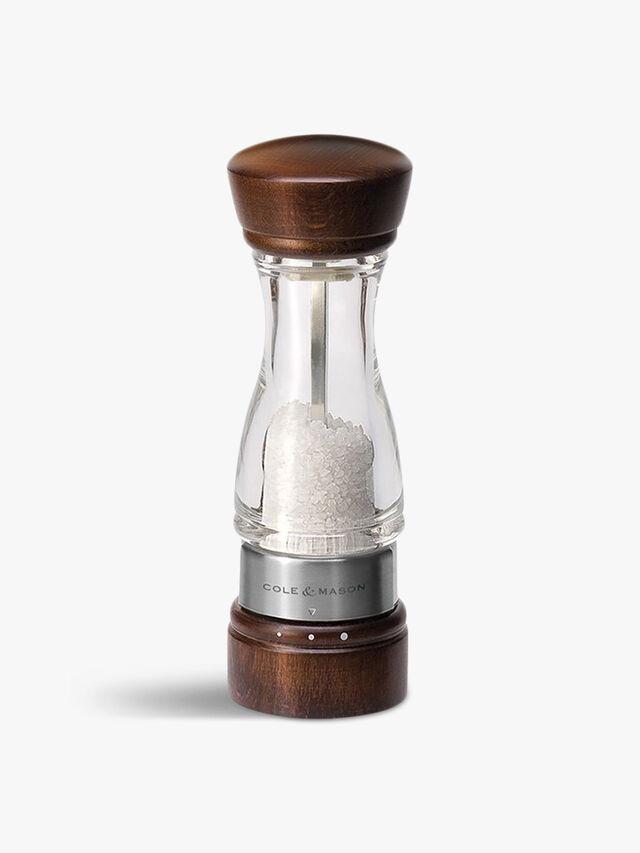 Keswick Dark Wood Salt Mill