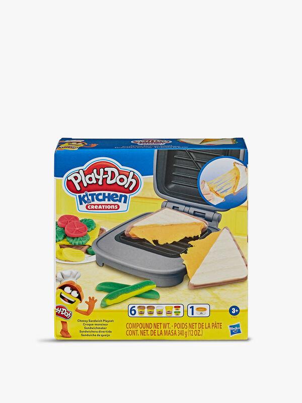 Kitchen Creations Cheesy Sandwich