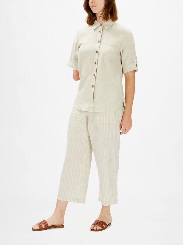 Linen Classic Shirt