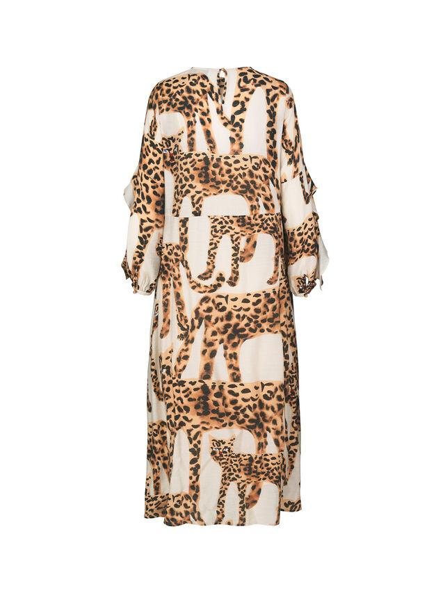 Julia Ruffle Dress