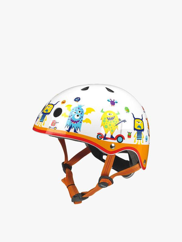 Micro Deluxe Monster Helmet - Medium