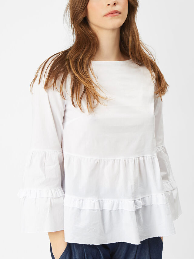 Tiered Blouse