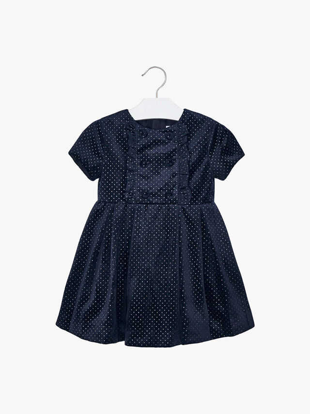 Velvet Sparkle Dress