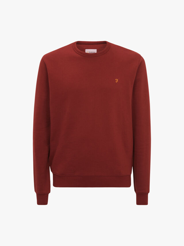 Pickwell Garment Washed Sweatshirt