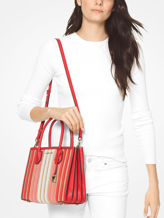 Mercer Medium Accordion Tote