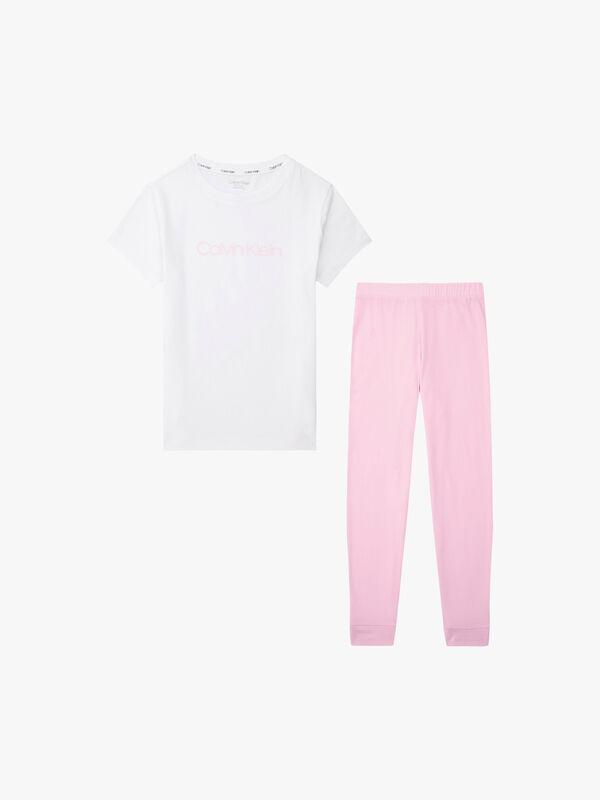 T-Shirt and Trousers Pyjama Set