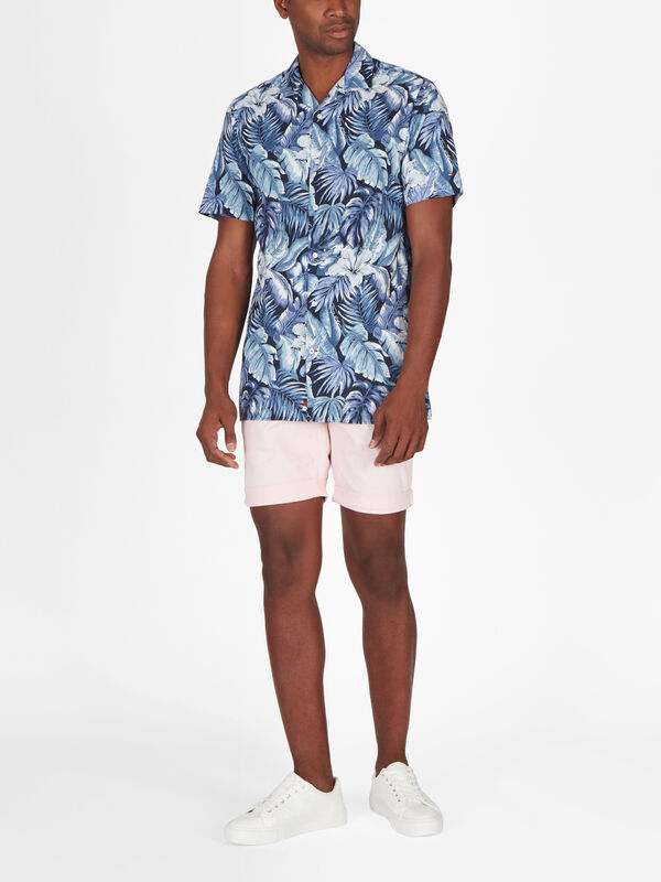 Hawaiin Short Sleeve Shirt