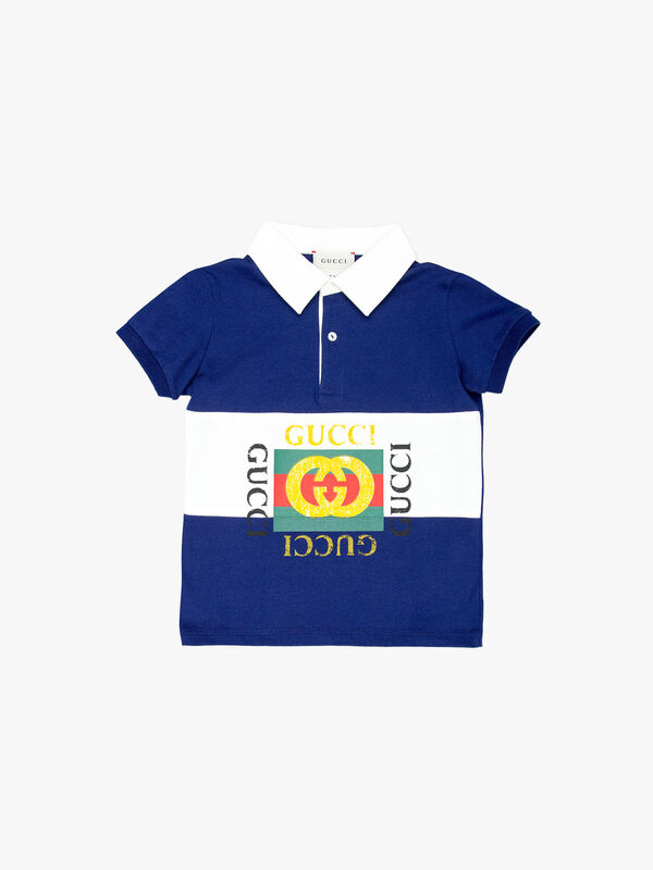 Heavy Jersey Polo