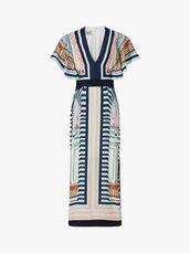 Obelisk-V-Neck-Dress-0001021607