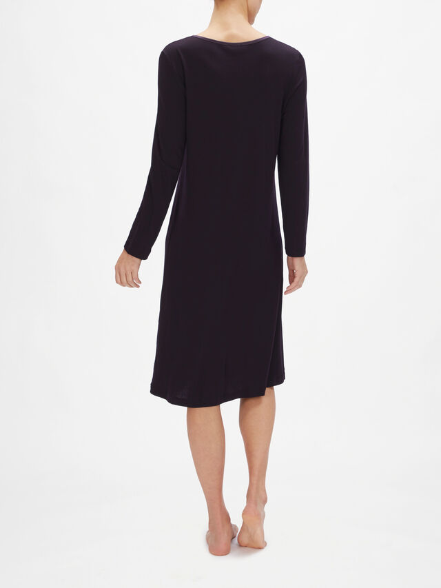 Fia Long Sleeve Nightdress