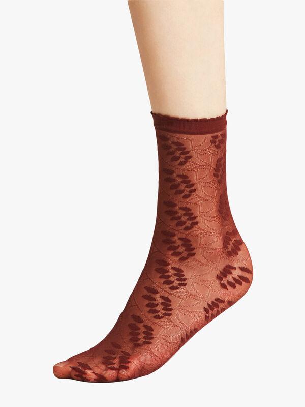 Dew Drops 15 Denier Socks
