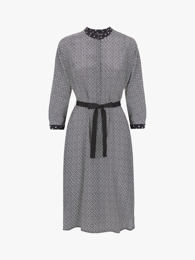 Ario Belted Dress
