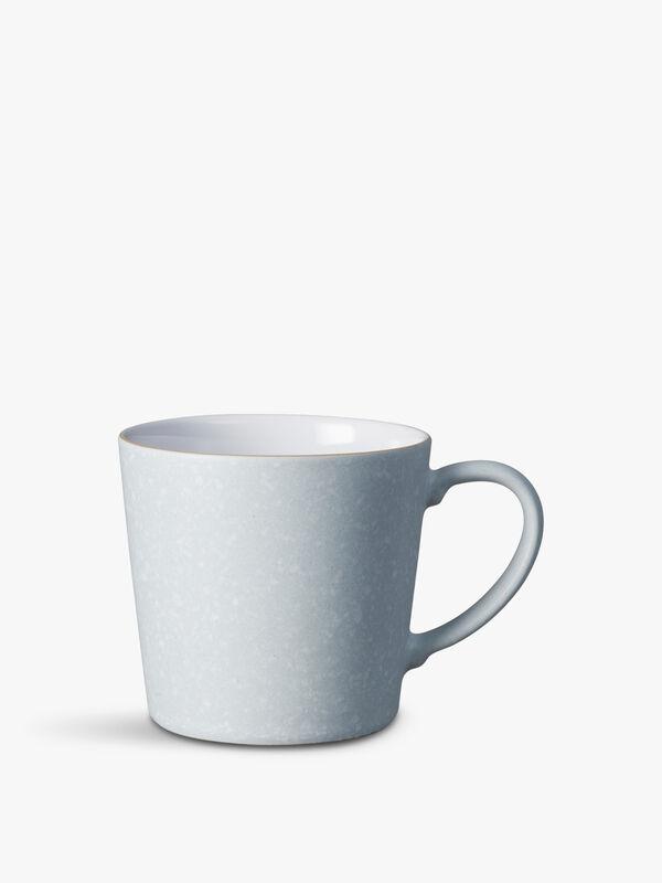 Grey Speckled Large Mug