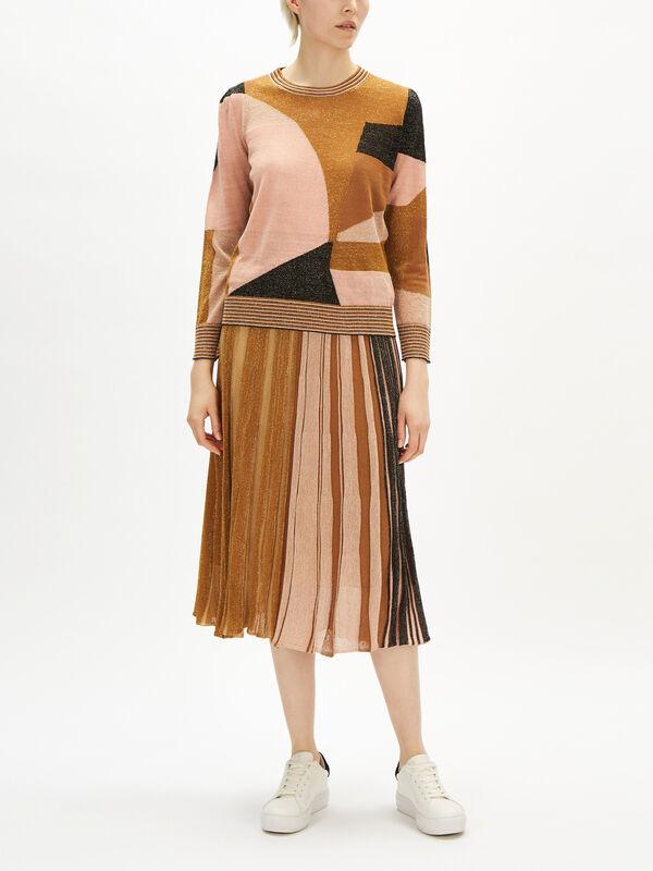 Razza Lurex Knit