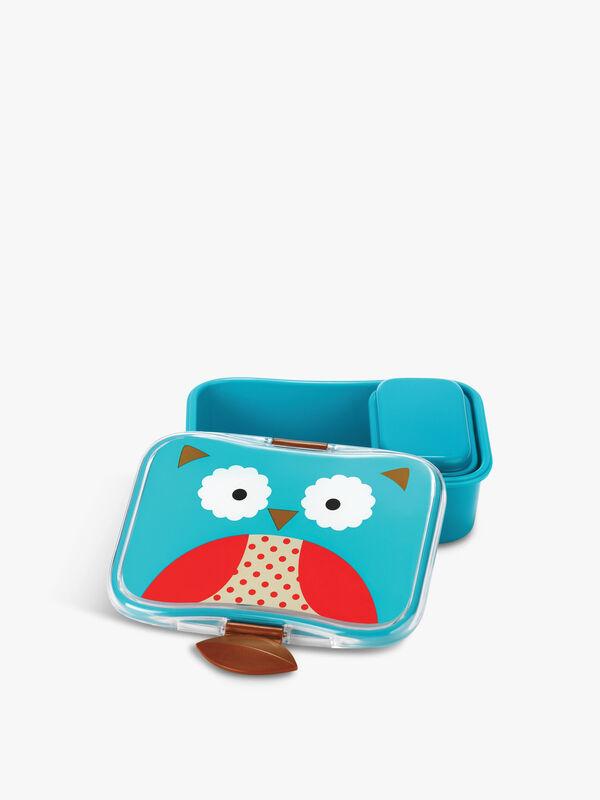 3 Piece Lunch Kit Owl