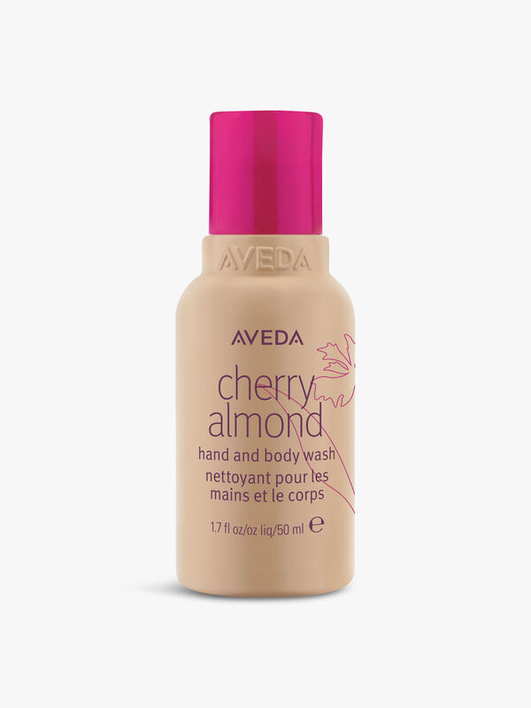 Cherry Almond Hand & Body Wash 50ml