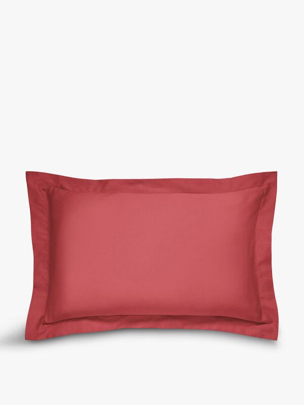 400 TC Plain Dye Oxford Pillowcase