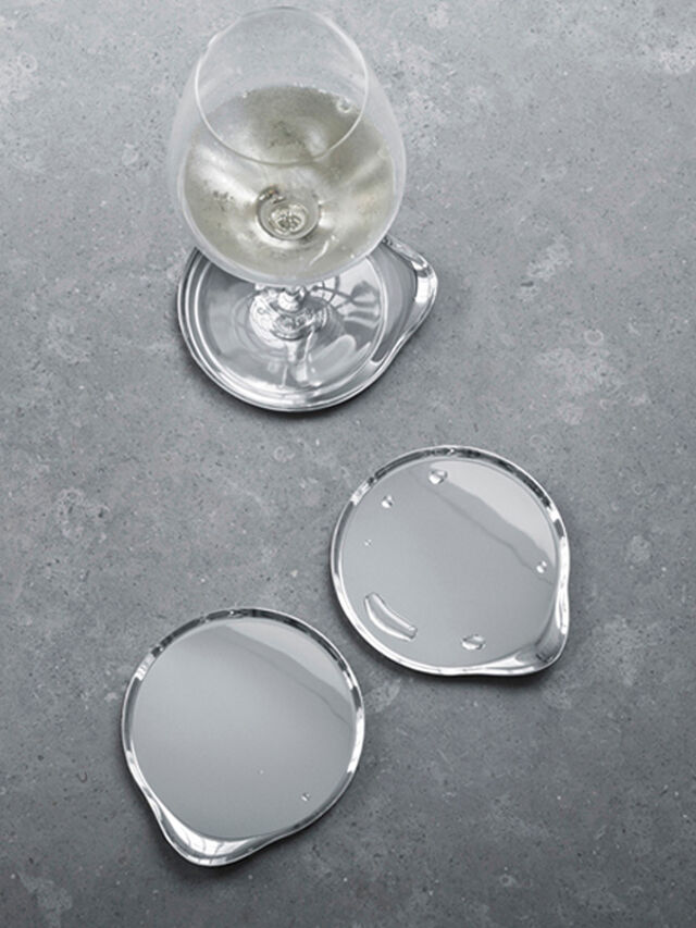 Wine and Bar Coasters Four Piece