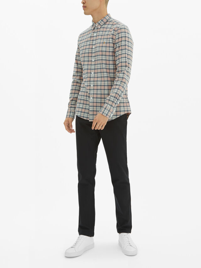 Mccaslin Check Shirt