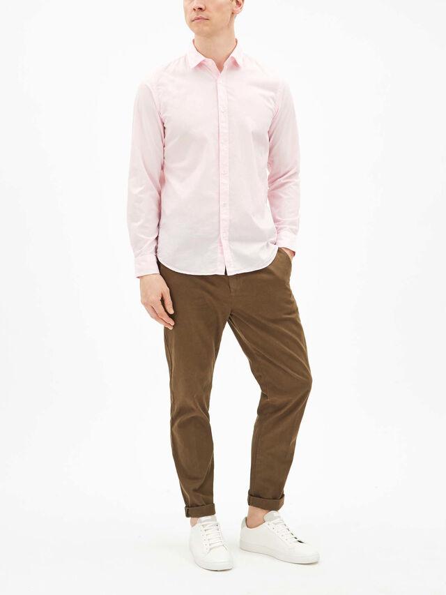 Sammy Slim Voile Shirt