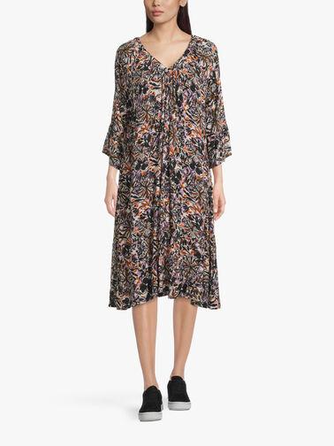 Nulla-Floral-Print-Crop-Slv-Midi-Dress-1003728