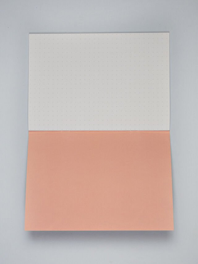 A5 Giant Brush Notebook