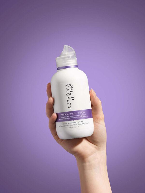Pure Blonde/Silver Brightening Daily Shampoo 250 ml