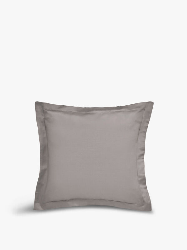 400 TC Plain Dye Square Pillowcase