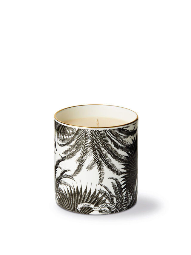 The Tropical Paradise Fine China Scented Candle