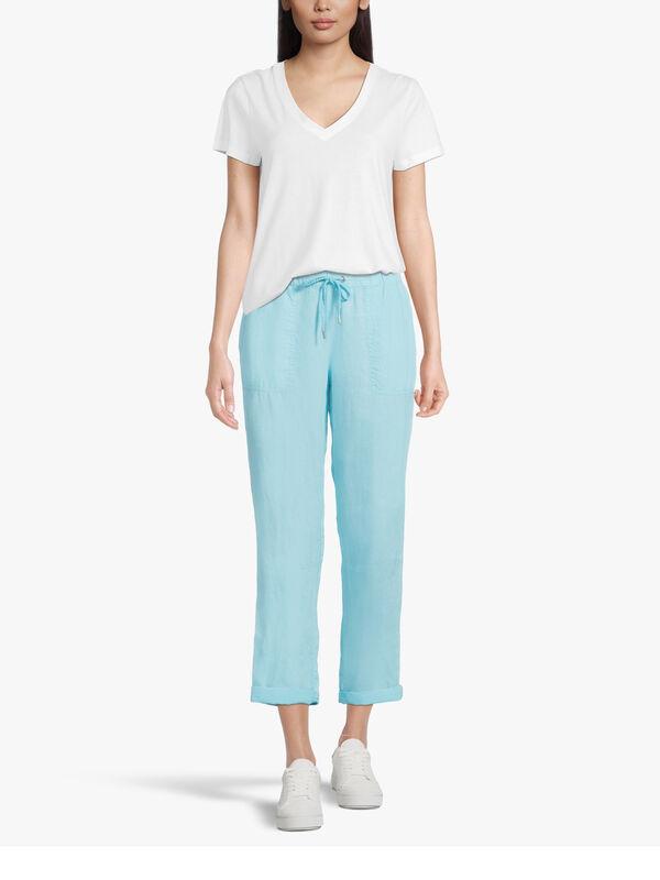 Casual Linen Trouser