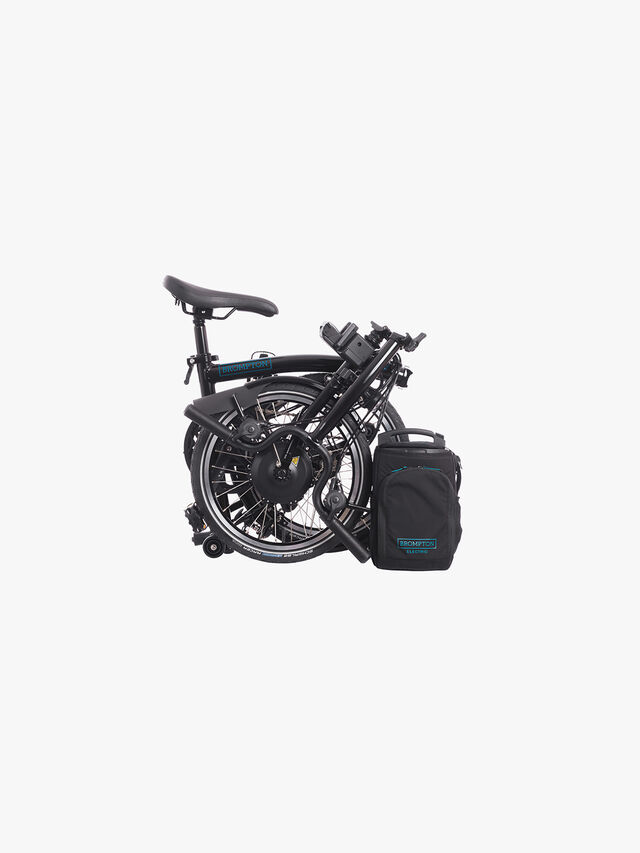 Brompton M6L Folding Electric Bike