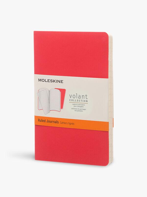 Volant Journal Pocket Ruled