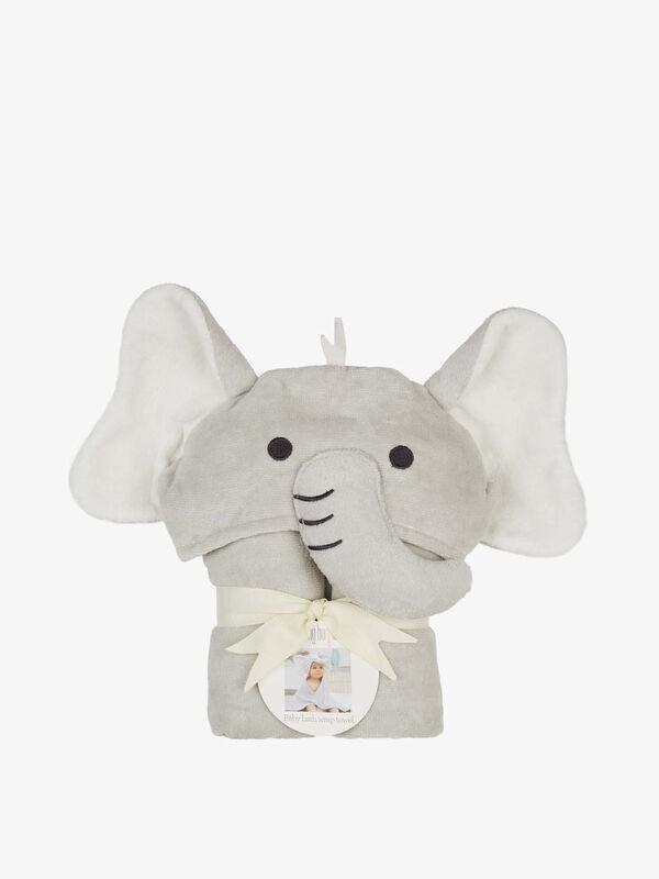 Elephant Baby Towel