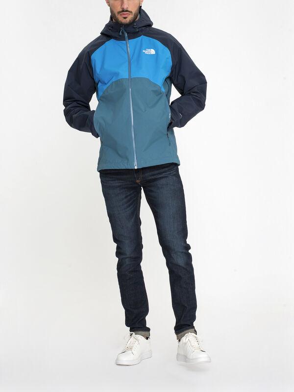 Stratos Tri Colour Coat