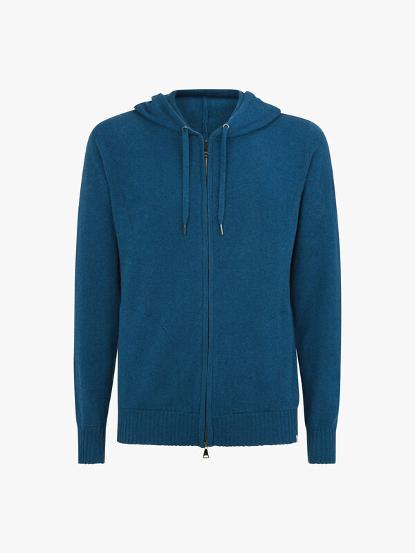 Finley Cashmere Hoody