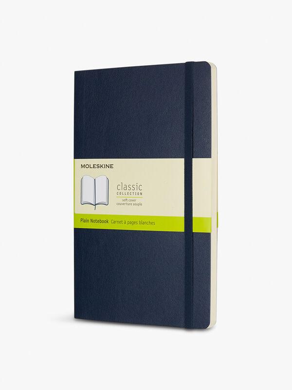Notebook Large Plain Soft