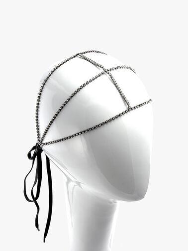 Rhinestone Head Corset