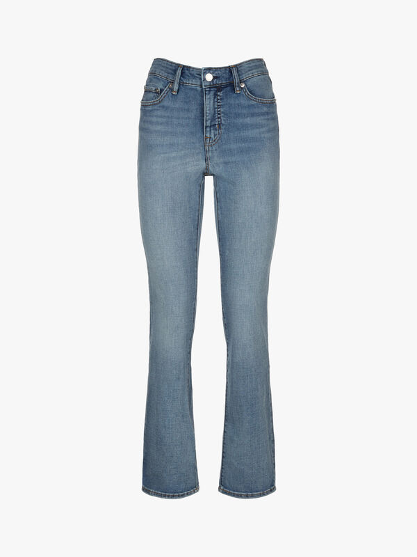 Straight 5-Pocket Denim Jean